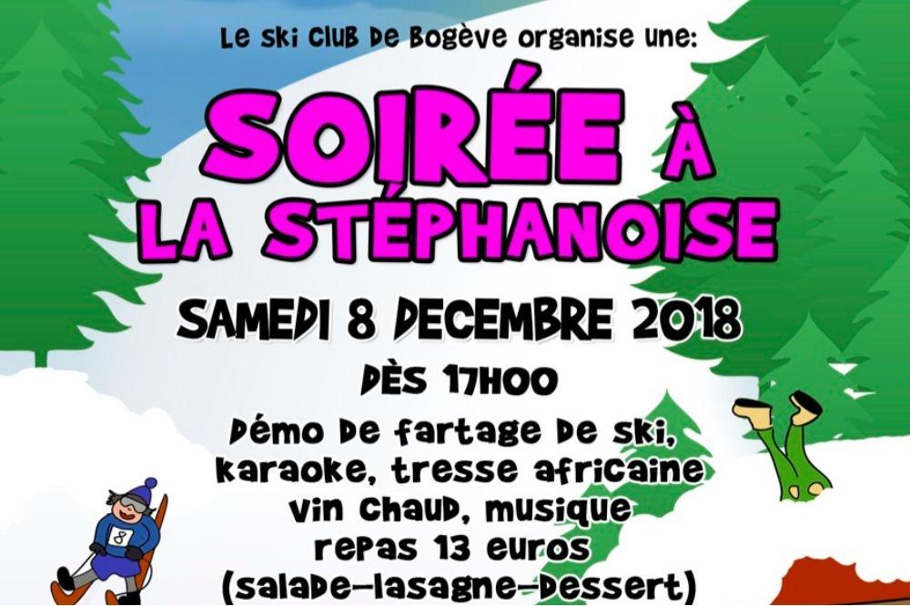 SOIREE DU 8 DECEMBRE 2018